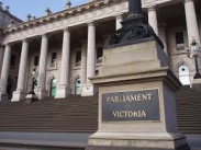 Victorian Parliament IBAC Amendment Bill Briefing Paper